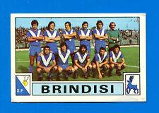 [GCG] CALCIATORI 1975-76 Panini Figurina-Sticker n. 380 - BRINDISI SQUADRA -New