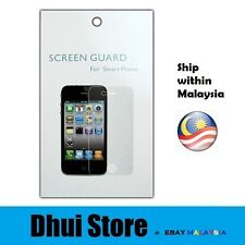 HTC Sensation Anti-Fingerprint Matte Screen Protector