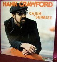 Hank Crawford Cajun Sunrise SEALED LP Kudu 39