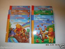 Disney's Winnie the Pooh Book Collection Lot of 8 by Advance Publishers