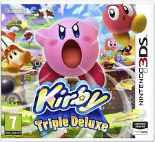 Kirby Triple Deluxe    3DS   NUOVO!