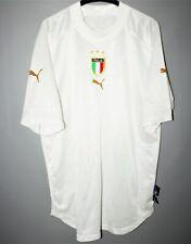 ITALY ITALIA NATIONAL TEAM 2004/2005 AWAY FOOTBALL SHIRT MAGLIA JERSEY PUMA