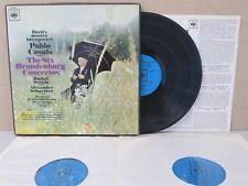 72396/7/8- CASALS- Bach Brandenburg Concertos 3-LP (SCHNEIDER VIOLIN/SERKIN)