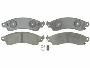 For 1999-2000 Shelby Series 1 Brake Pad Set Front Raybestos 21216SG