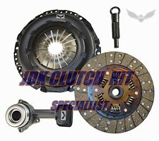 JDK 2000-2004 FORD FOCUS ZX3 ZX5 ZTS ZTW 2.0L STAGE2 CLUTCH KIT / CSC ONLY *DOHC
