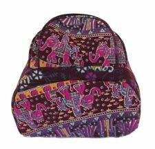 Indian Mandala Backpack Bag Cotton Multipurpose Bag Ethnic Hippie Casual Bag Art