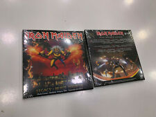 IRON MAIDEN 2 CD LEGACY OF THE BEAST TOUR 19 LIVE IN PORTLAND OREGON 06/09/2019