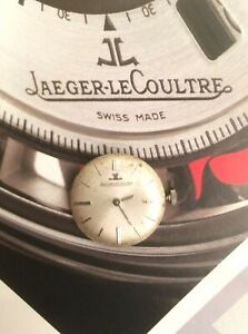 JAEGER LeCOULTRE movement+dial+hands+crown complete hand winding all serviced...