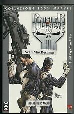 PANINI 100% MARVEL MAX PUNISHER BULLSEYE TIRO AL BERSAGLIO WAY DILLON ESAURITO