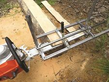 "Farmertec Portable Chain saw mill 24"" Inch Planking Milling Bar Size 14"" to 24"""