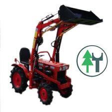 Traktor Schlepper Allrad Kubota B7001 Frontlader komplett überholt neu lackiert