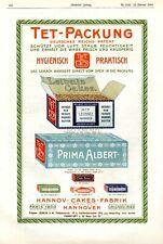 Bahlsen Weihnachten Xl Reklame 1910 Leipniz Pangani Christbau Geschenke Kunst Sammeln & Seltenes