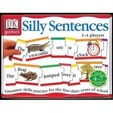 Silly Sentences (DK Games) - Misc. Supplies NEW Adams, John 2001-09-01