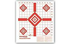 """Champion Target Paper Redfield Style Sight-In 16""""X16"""" 10/Pk 47388"""