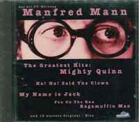 "MANFRED MANN ""The Greatest Hits"" CD-Album"