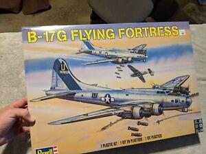 Lot 502 - B-17G - 1/48 Scale - Monogram