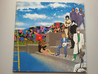 Prince - Around The World in a Day Vinili LP UK 1st Premere A3/B3