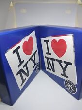 BOND No.9 I Love New York For Him 6.7 oz (2pcs * 3.3oz 100 ML) EDP Spray NIB