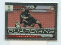 RUI PATRICIO 2014 Panini Prizm World Cup Guardians Insert Card #19