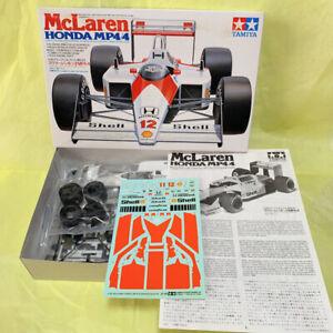 Tamiya 1/20 Scale Mclaren Honda MP4/4 1988 World Champion #12 Ayrton senna Model