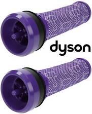 LOT de 2 DYSON 92341301 Filtre avant moteur 923413-01 DC33 DC33C DC37 DC39