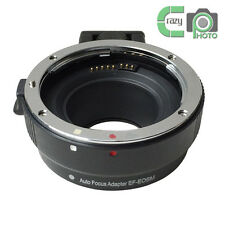 EF-EOS M Auto Focus Adapter Canon EOS EF EFS Lens to EOS M Camera with Tripod