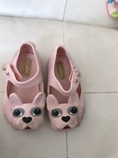 Baby Mini Melissa Shoes Size 5