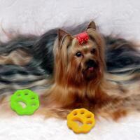 2Pcs Floating Pet Fur Catcher Laundry Lint /& Pet Hair Remover Useful Home Access