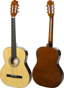 "UK Classical guitar 7/8 size 38"" M-tunes MTC831"