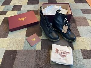 """Dr. Martens 1460 Boots """"Dublin"""" Horween Leather made in England! US Mens Size 11"""