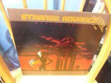Strange Advance Worlds Away LP 1982 Capitol Records EX