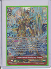 Cardfight Vanguard - Gold Paladin - Golden Knight of Gleaming Fang, Garmore SP