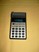 CASIO H-1 Electronic calculator calculatrice vintage