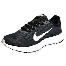 NIKE RUNALLDAY LOW TRAINERS SPORTS SNEAKERS WOMEN SHOES BLACK/WHITE SIZE 10 NEW
