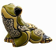 More details for de rosa baby jumping frog figurine
