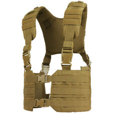 Condor MCR7 Quick Release QR Modular MOLLE PALS Padded Ronin Chest Rig Harness