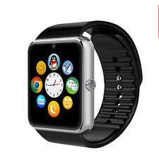 Dz09 Smartwatch Armband Uhr für Android Silver Bluetooth Wireless