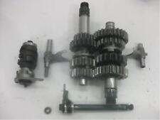 06 KX450F KX450 Transmission shaft gears complete   Q