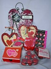 NIP Valentine's Day Love Wedding Venue Decor Ornaments Trinket boxes Bowls Signs
