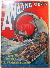 Amazing Stories Magazine - Issue  3 - June 1926 - VG