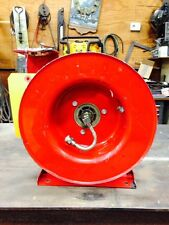 """REELCRAFT HOSE REEL 2Z862A, Industrial Duty, 300 PSI, Holds 35' of 1/4"""" hose"""