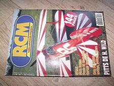 $$ Revue RCM plan encarté planeur Beach-Boy  Modelhob Proto 25  Corsair