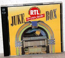 2 CD-Set - JUKE BOX - RTL Der Oldie-Sender