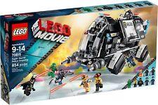 2014 LEGO THE LEGO MOVIE SET #70815 SUPER SECRET POLICE DROPSHIP NIB XMAS RARE!