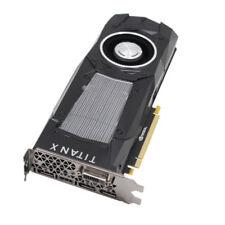 Nvidia Titan X Pascal 12GB CUDA PCIe Graphics Card GDDR5X TITAN XP GTX1080TI