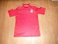 Vintage 2010 Spain National Team Soccer Jersey Men's Large World Cup FIFA!!