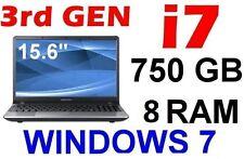 "SAMSUNG 15.6"" , 3rd GEN i7 - 3610QM , 2.3GHZ, 8GB ,750GB, NP350V5C-S02AU, LAPTOP"