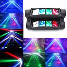 80W RGBW LED Spider Moving Head Bühnenlicht Beam DMX512 BühnenbeleuchtungS6W9