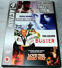 ALL THE QUEENS MEN - NIGHTMASTER - BUSTER - LOVE THE HARD WAY  New