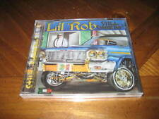 Chicano Rap CD Lil Rob - Still Smokin - Triple C Cowboys Stars Brown Intentions